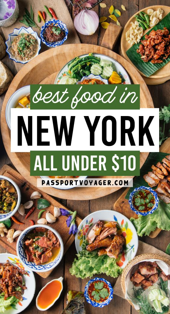 20 Cheap Places To Eat In New York City In 2020