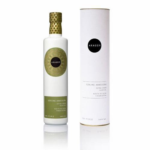 La WPO premia la botella del aceite de oliva Aragem de Cambrils