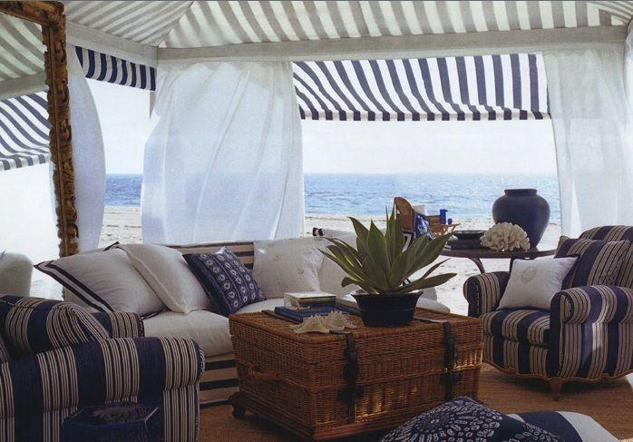 Style Key West Decor | Blog: Elle Decor's 2011 A List - Designer #4: Mark Cunningham