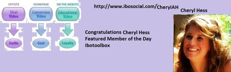Congratuations to Cheryl Hess