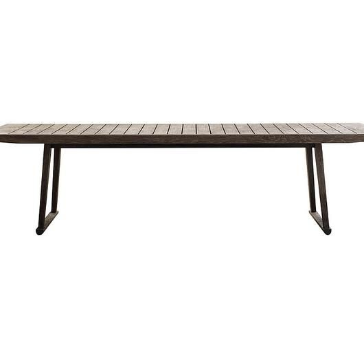 - fead1bda39eca78914bd3db20c365185 - Gio Table – Dining tables from B&B Italia. Gio, designed by Antonio Citterio, is the new series with a contemporary clas…