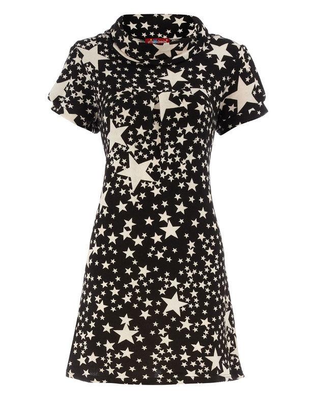 Vestido estrellas Dorothy Perkins