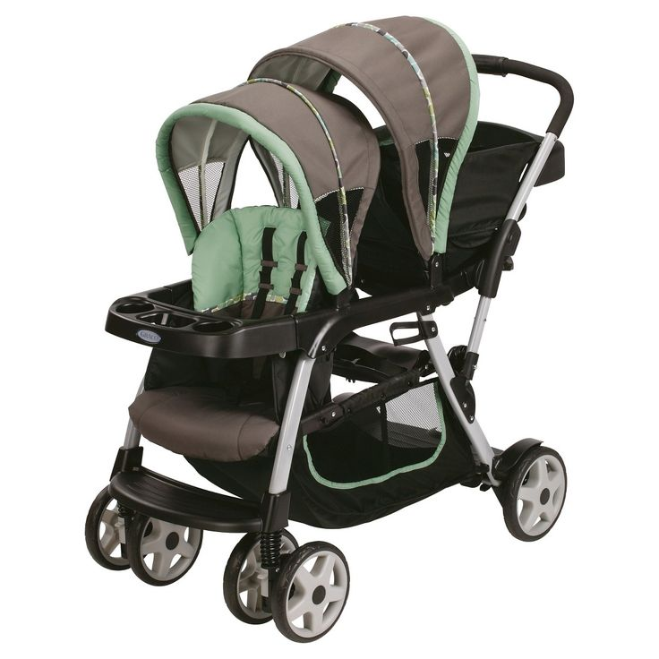 Graco Ready2Grow Click Connect Double Stroller Double