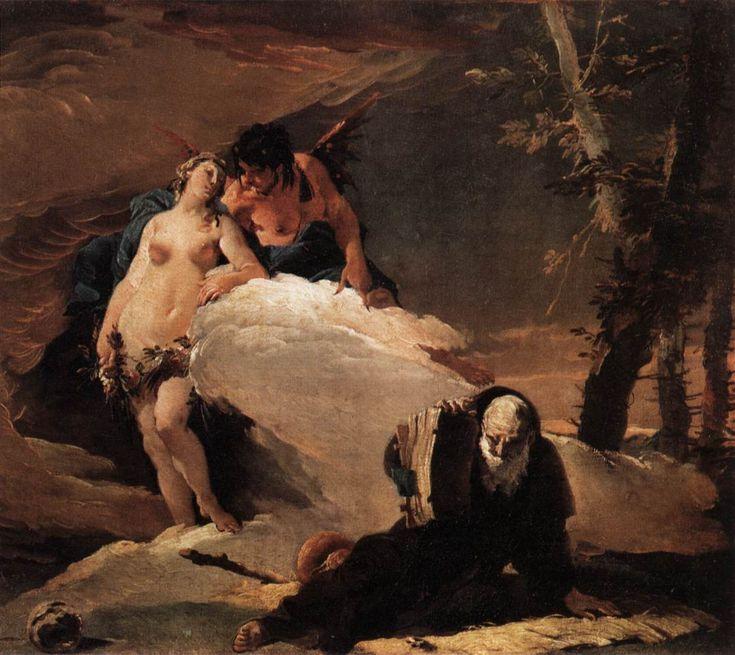 La Tentation de Saint Antoine de Flaubert : Résumé