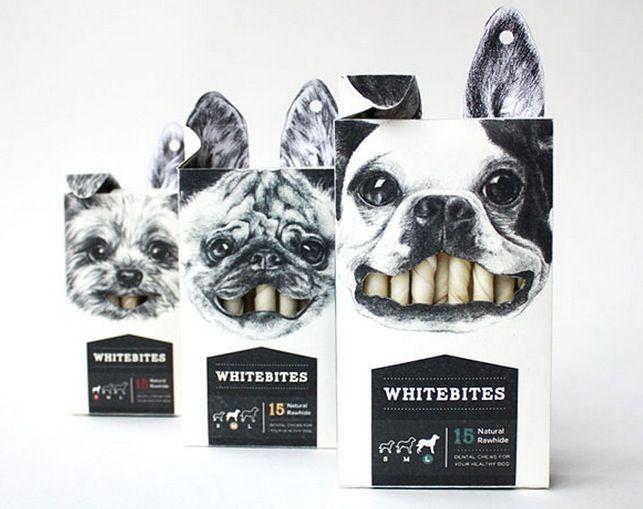 packaging dogs food