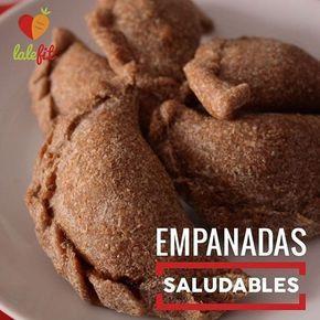 EMPANADAS SALUDABLES .