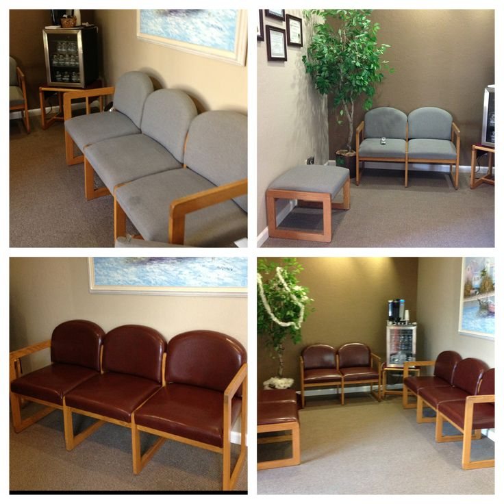 Chairs In Waiting Rooms