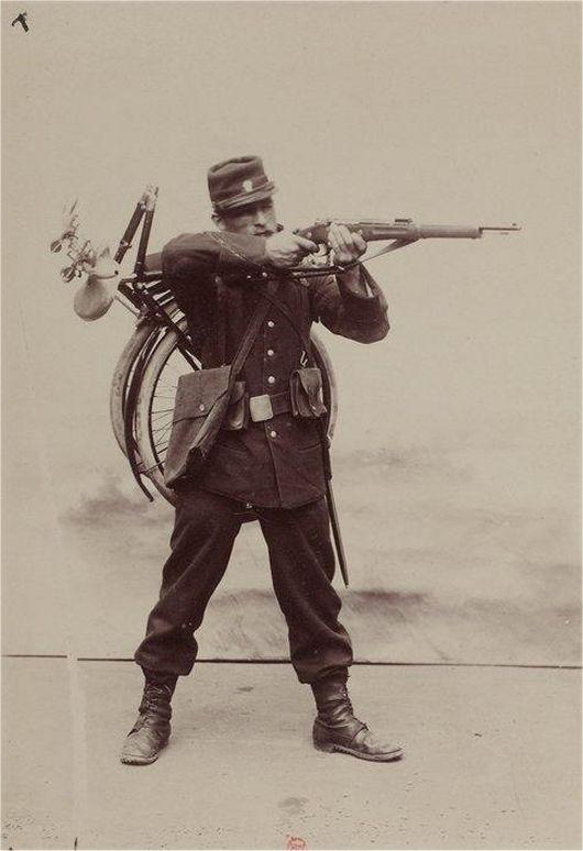 Military bike (1896 г.)