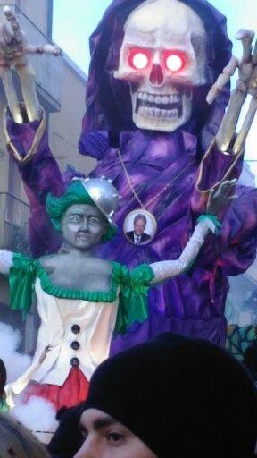 Carnival Orbetello Tuscany Maremma
