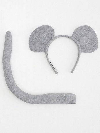 Mouse Costume Accessory Set | American Apparel