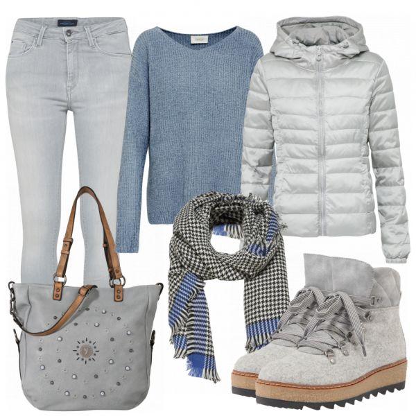 Lazy Damen Outfit - Komplettes Winter-Outfit günstig kaufen | FrauenOutfits.de