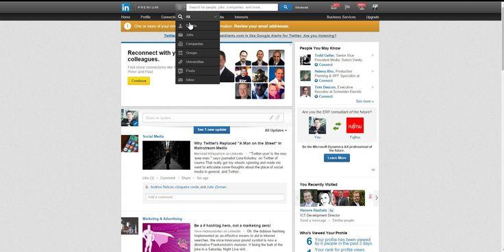 LinkedIn työnhaussa - video-opaste joulukuu 2014. Yleiskatsaus LinkedInin hyödyntämisestä. Lisää videoita osoitteessa http://digitaalinenmedia.fi