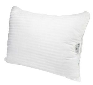 Conair Sound Therapy Pillow This pillow is awesome, comfortable and  thick. It has a variety of sounds to choose from rain, ocean, stream, birds, heartbeat, crickets and more.  http://awsomegadgetsandtoysforgirlsandboys.com/awesome-gadgets-for-your-room/ Awesome Gadgets For Your Room: Conair Sound Therapy Pillow