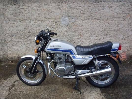 Honda Cb 400 ano 1980 japonesa                              …