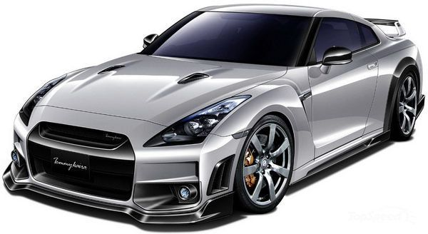 Nissan GT-R R35 Sport Package By Tommy Kaira | car News @ Top Speed