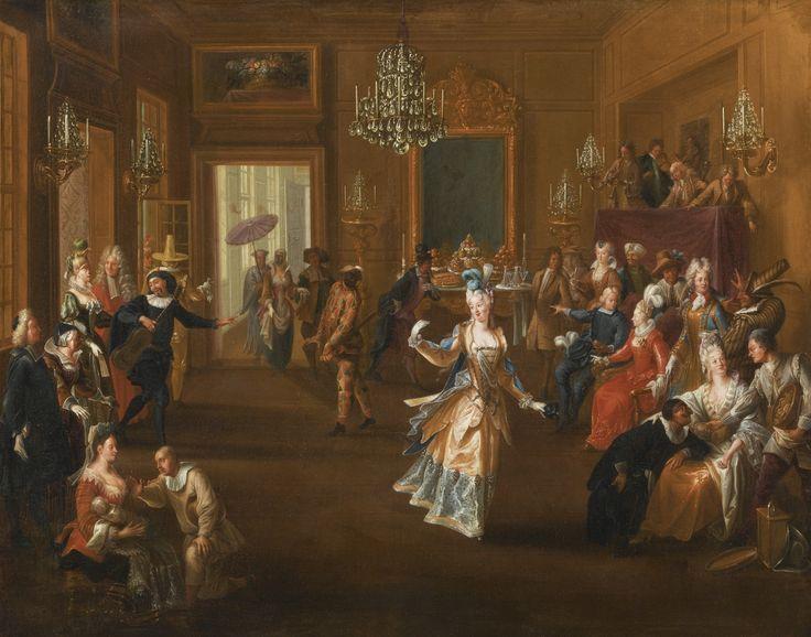Claude Gillot   lot   Sotheby's