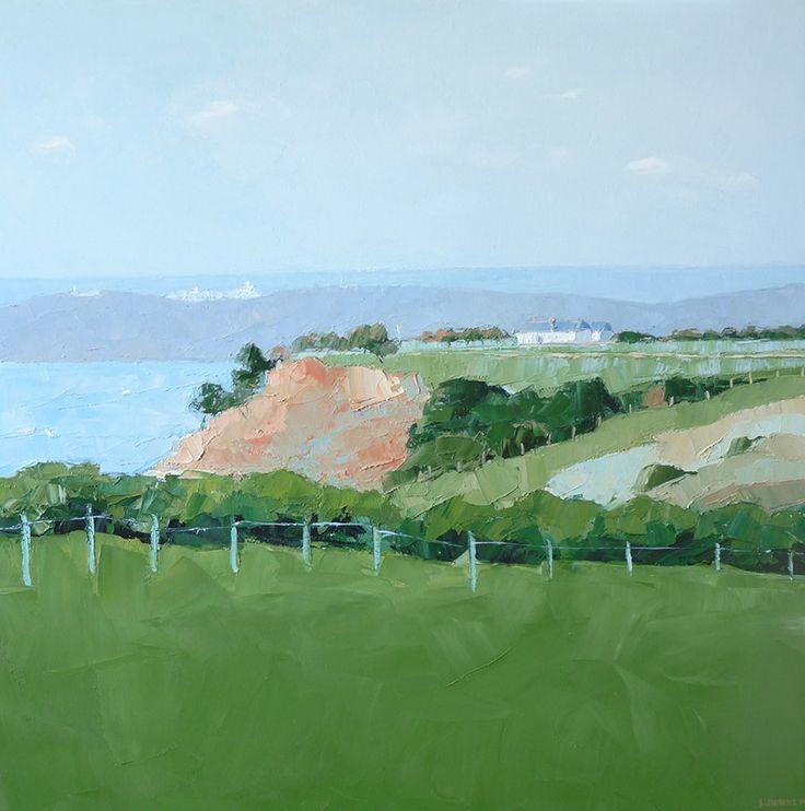 Sally Joubert // The Green Fields at Flinders