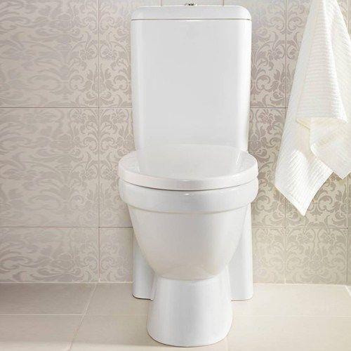 Toalettstol Westerbergs Ocean - Golvstående - Toalettstolar - Bygghemma.se