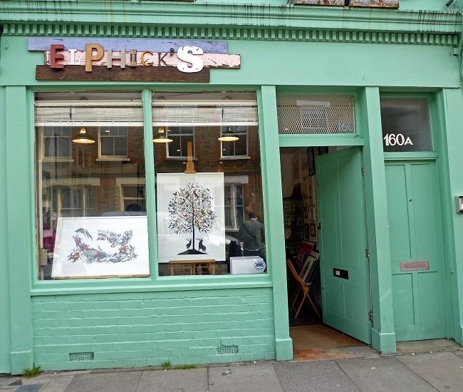 Elphick's by Homegirl London