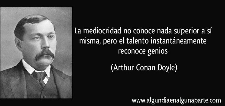 El 7 de julio de 1930, #TalDíaComoHoy murió el novelista británico Arthur Conan Doyle, creador de  Sherlock Holmes.