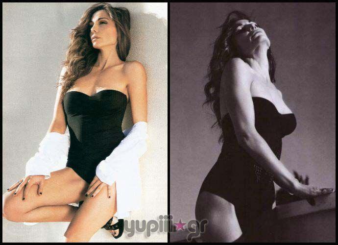 Δέσποινα Βανδή - Το Yupiii θυμάται 15 εντυπωσιακές φωτογραφίσεις της με μαγιό : CELEBRITY NEWS - yupiii.gr