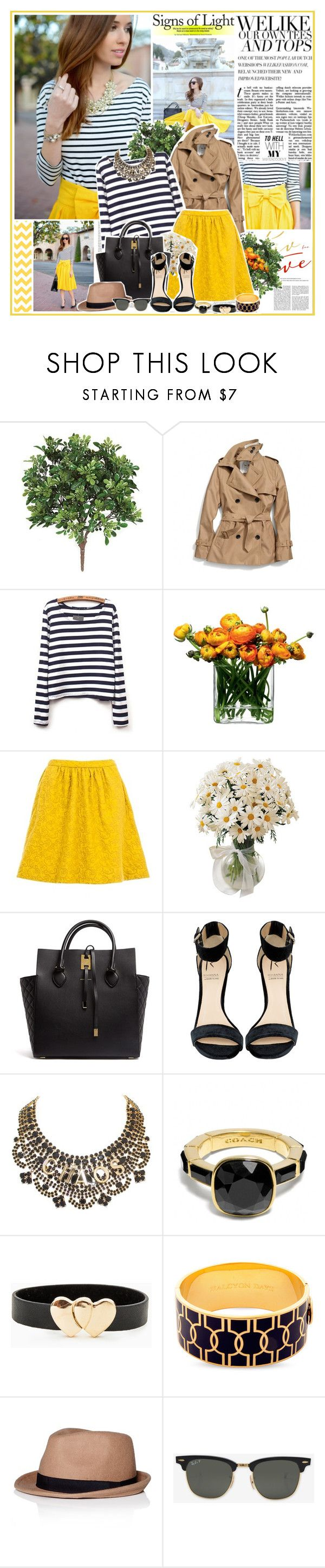 """[811] - Mara Ferreira Fashion Indie"" by juuh ❤ liked on Polyvore featuring Nicki Minaj, Louis Vuitton, Coach, LSA International, Michael Kors, Rihanna For River Island, Tom Binns, Halcyon Days and Ray-Ban"
