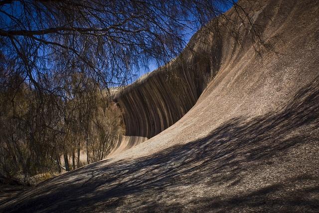 Wave Rock Western Australia by davekinsella@ymail.com, via Flickr