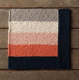 Quadrant Dishcloth by Jenny Konopinski Free Pattern