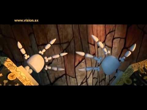 El Libro de la Vida (The Book of Life) - Trailer en Español (vision.sx) Una aventura animada visualmente deslumbrante, la cual sigue a un joven llamado Manolo el cual es torero, tendrá que poner fin a un dilema, cumplir con las expectativas de su familia o seguir lo que le dice su corazón, su amor por la música, decidirá emprender un viaje el cual lo llevara a través de tres reinos mágicos, donde se enfrenta a sus miedos más grandes, mientras que aprender....... www.vision.sx