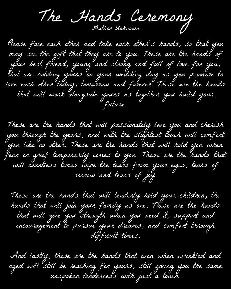 Wedding Officiant Speech Ideas: This Would Be So Beautiful To Be Read After Our Vows. I'm
