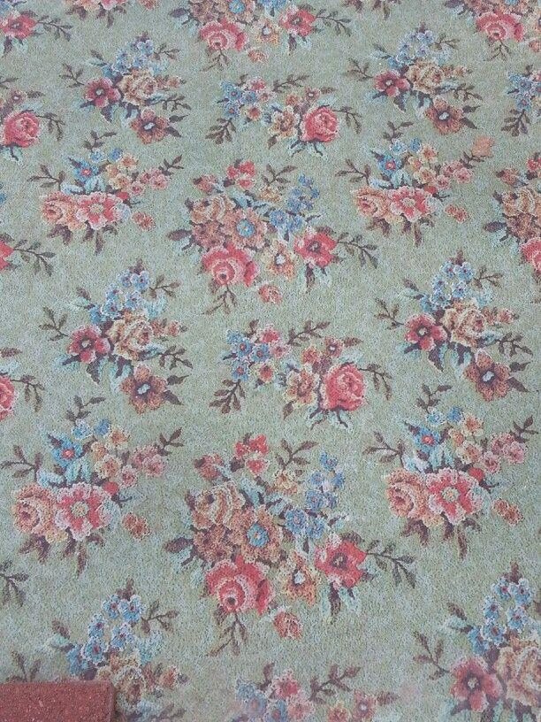 Vintage Linoleum Shabby Vintage Floor Rugs Vintage Decor