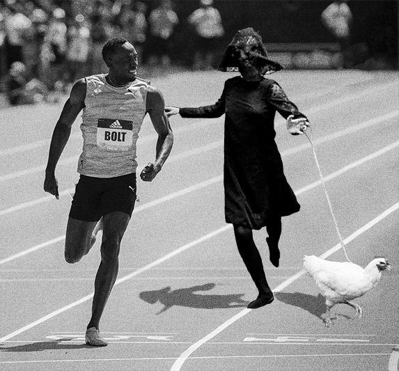 Run Chicken, Run! by dccanim.deviantart.com on @DeviantArt