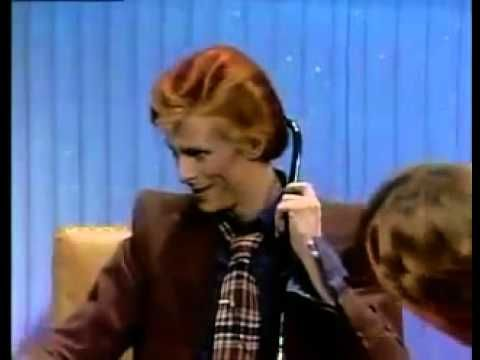 ▶ David Bowie Interview Dick Cavett Show 1974 Part 1 - YouTube