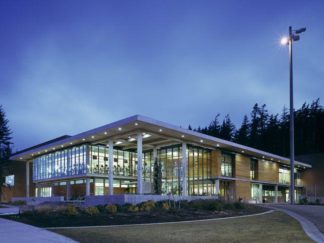 Bellingham, WA WWU   Recreation Center, Western Washington University, Bellingham, WA