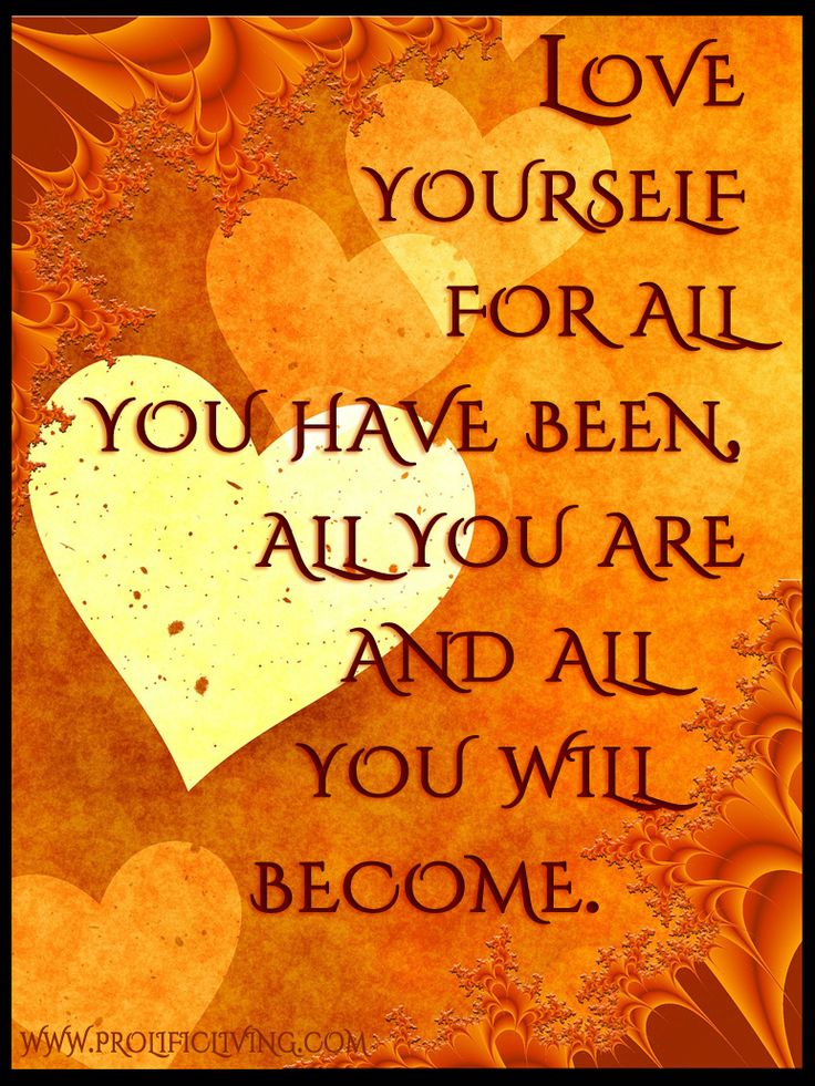 Pin by Prolific Living on Affirmations for Self-Empowered ...