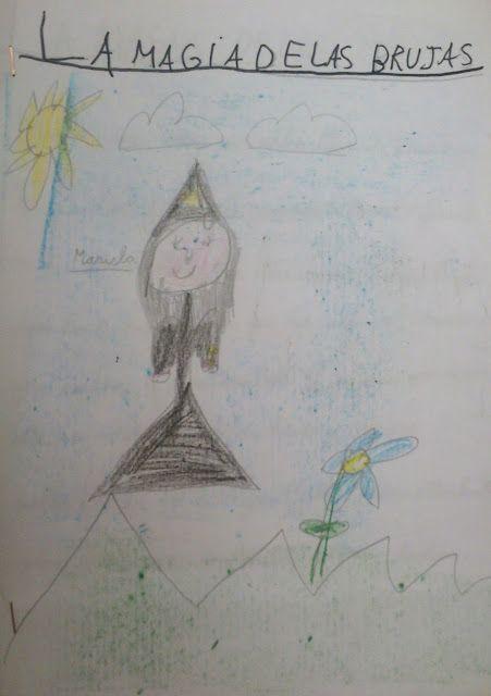 Os dejo los cuentos de brujas escritos por los alumnos y alumnas de 3º A para el I Concurso de Cuentos con ilustraciones convocado por la Biblioteca escolar de nuestro centro.