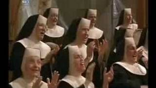 hail holy queen sister act - YouTube