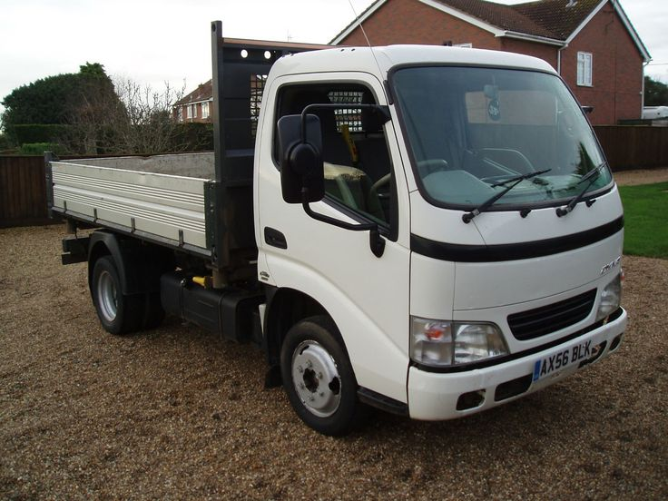 2007 TOYOTA DYNA 3500 KG 3 WAY TIPPER , FULL MAIN DEALER SERVICE HISTORY | eBay