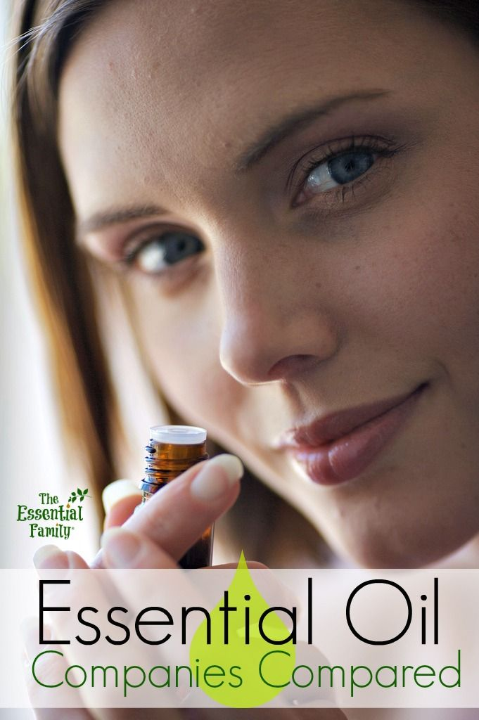 essential oil companies