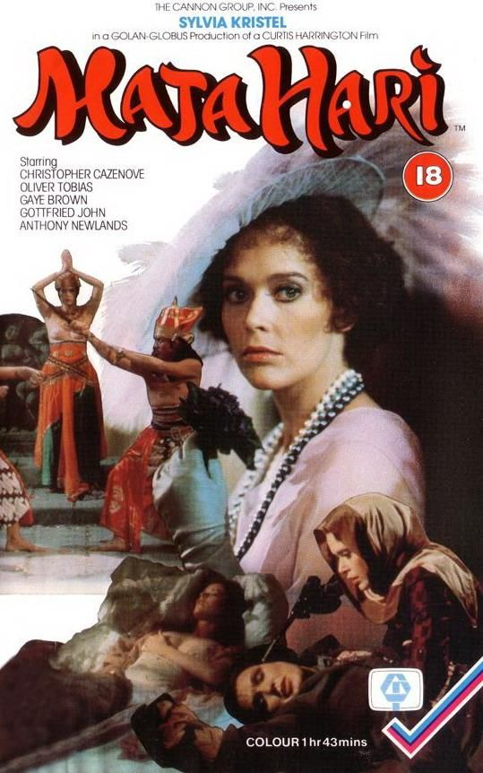 Film Mata Hari 1985  Based loosely on the real-life story of the World War I spy. The exotic dancer uses her contacts in European high society, along with her seductive charm, to collect military secrets during the war. She successfully plays both sides against each other until at last her deceptions catch up with her.