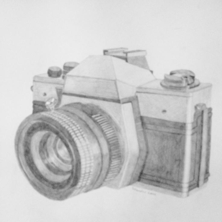 Praktikakamera - Bleistift