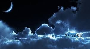 I'm a dreamer. I have to dream and reach for the stars, and if I miss a star then I grab a handful of clouds.