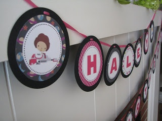 Girls Star Wars Party Banner
