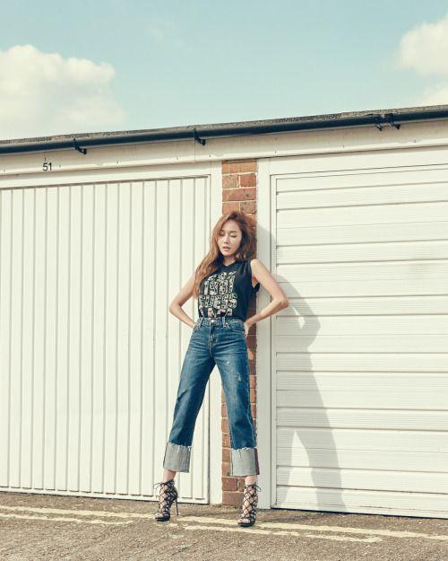 Jessica - Cosmopolitan Magazine May Issue '16