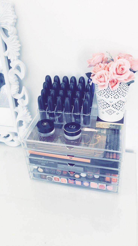 Muji drawers …