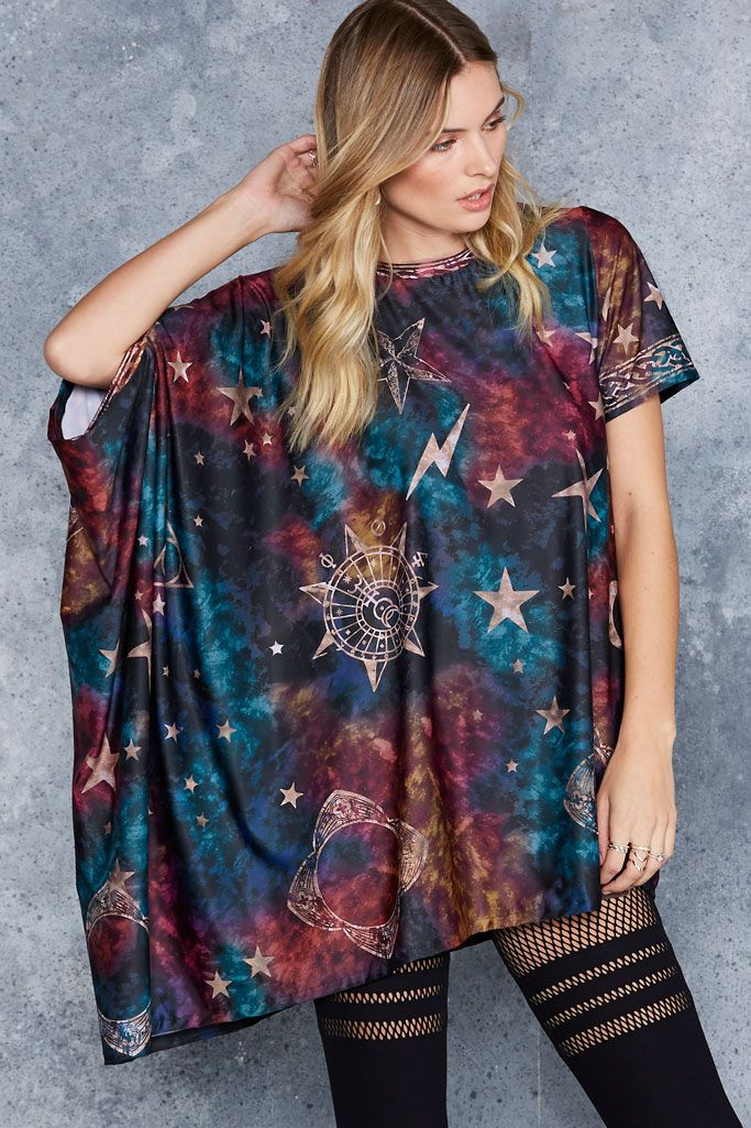 Invisibility Cloak Super Drape Top ($109AUD) by BlackMilk Clothing