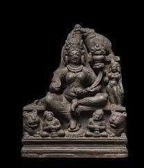 gajalakshmi ancient - Google Search
