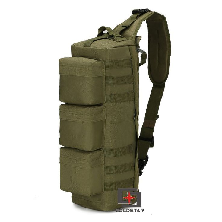 Army Green Hiking Camping Bag Army Military Tactical Trekking Rucksack Backpack Camo Wargame Waterproof Airborne Rucksack