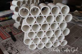 Thrifty Crafty Girl: Acrylic Paint Storage