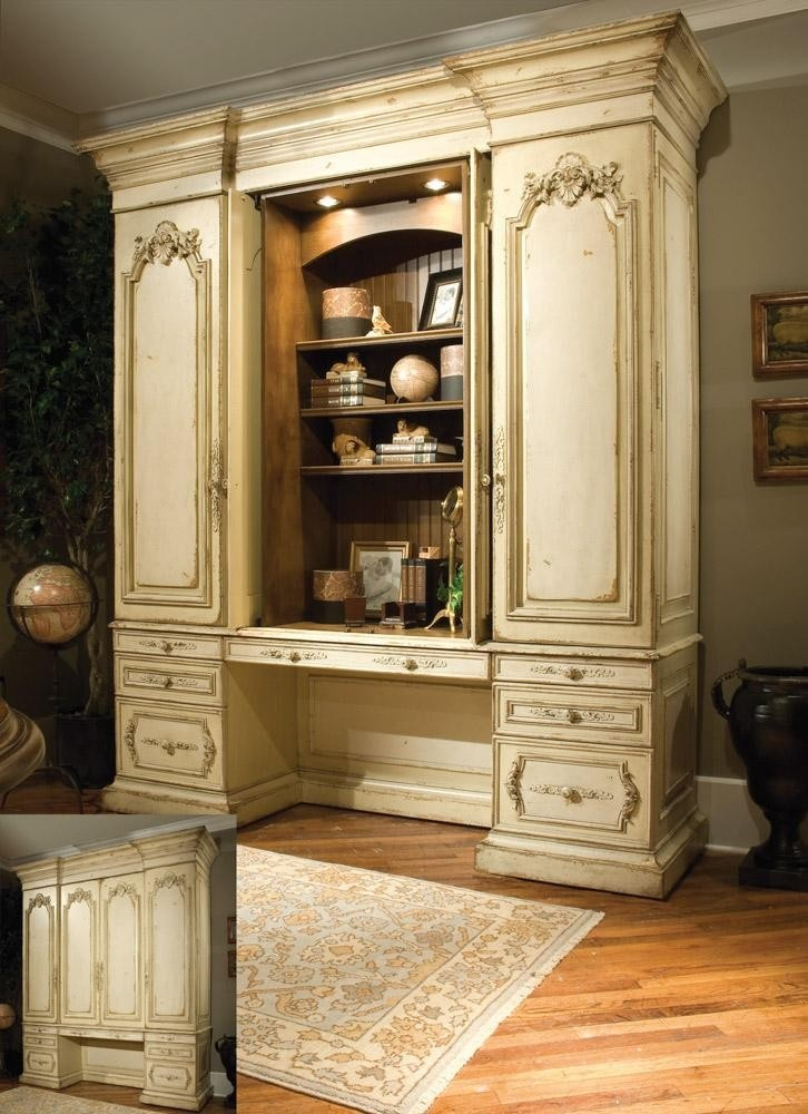 habersham biltmore louis xv home office hb645303 - Habersham Furniture